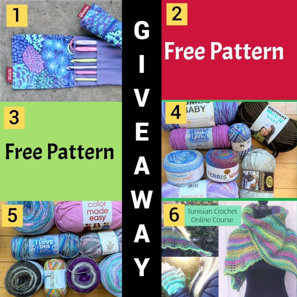 yarn giveaway light and joy designs 2020
