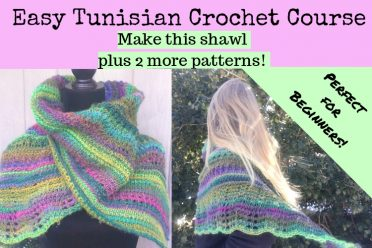Learn Tunisian Crochet Course