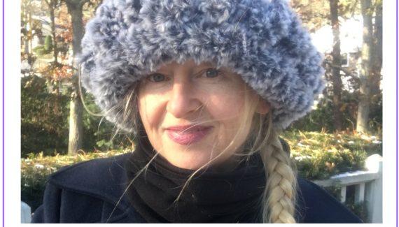 Anastasia Shapka Crochet Hat