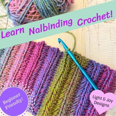 Nalbinding Crochet