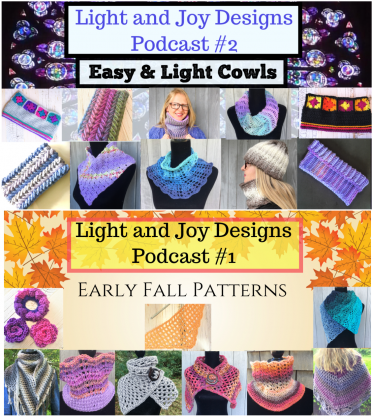 Light and Joy Designs Crochet Podcast