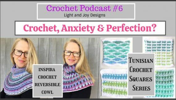 crochet podcast light and joy designs